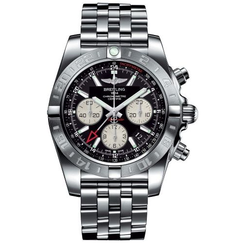 BREITLING Chronomat 44 Automatic Chronograph Gents Watch AB042011/BB56/375A